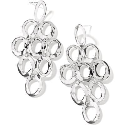 Ippolita Open Oval Cascade Earrings