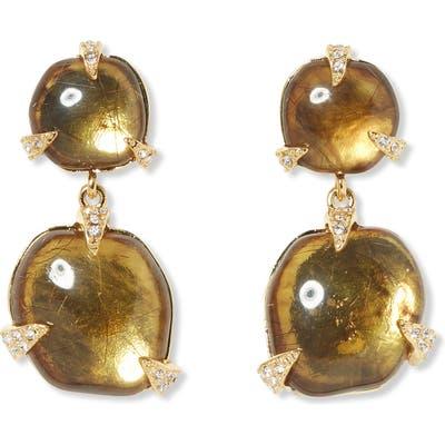 Vince Camuto Double Drop Earrings