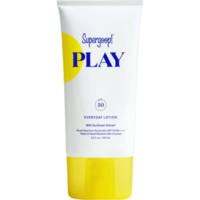 Supergoop! Play Everyday Lotion Spf 50 Sunscreen oz