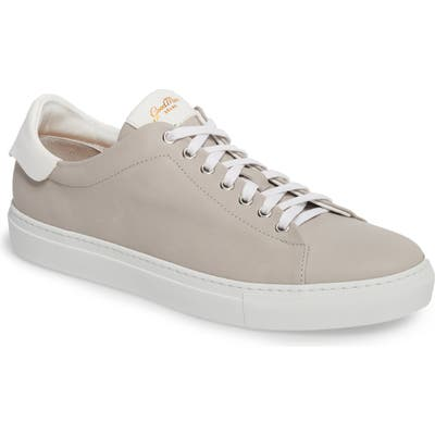 Good Man Brand Legend Low Top Sneaker, Grey