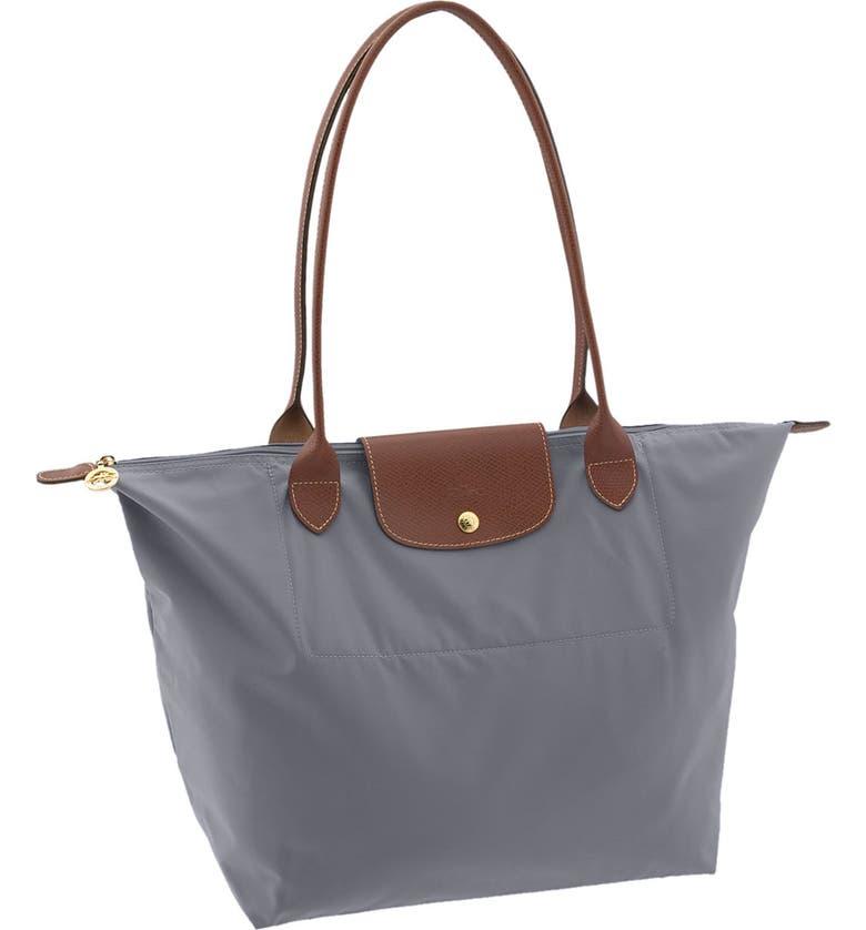 LONGCHAMP 'Le Pliage - Large' Tote Bag, Main, color, 020