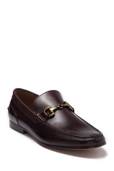 Image of Kenneth Cole Reaction Crespo Leather Bit Loafer