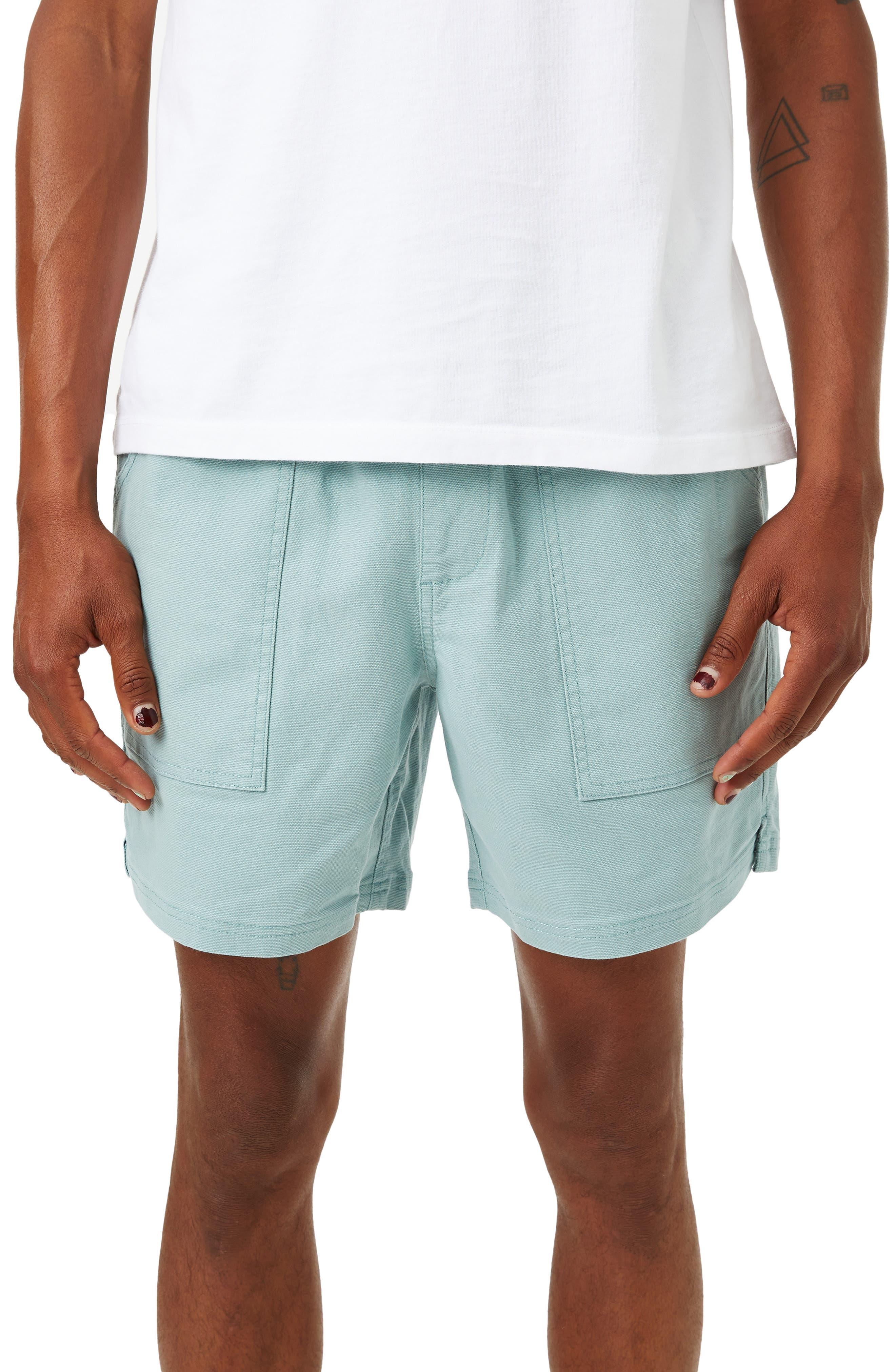 Trails Walkshort Canvas Shorts