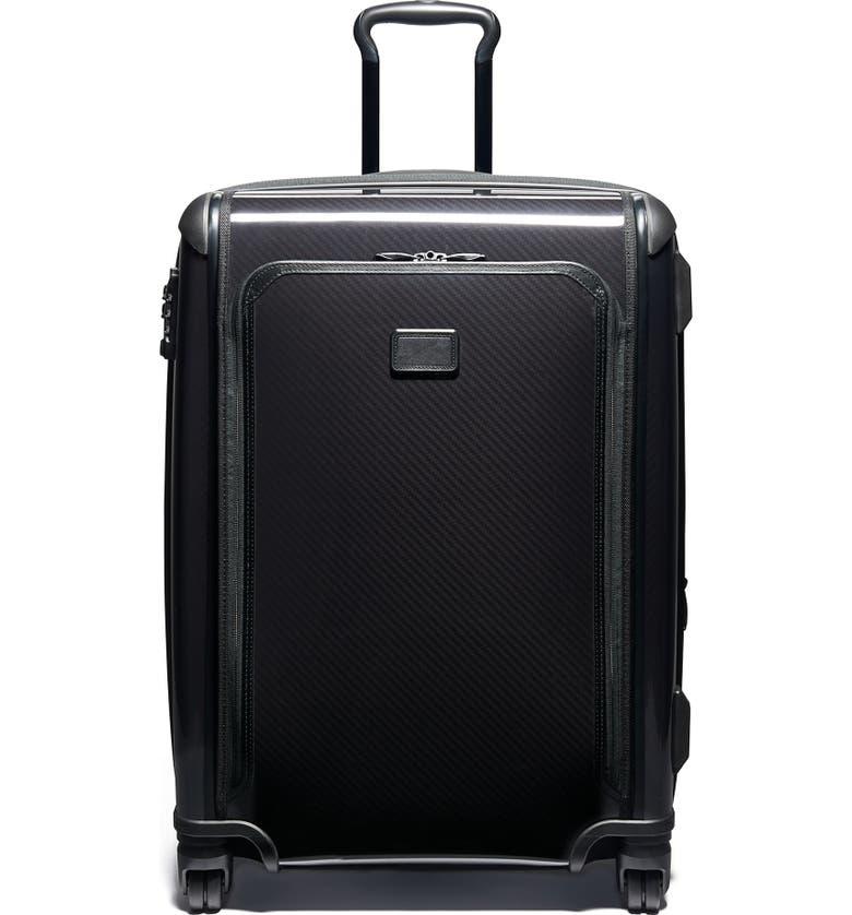 TUMI Tegra-Lite<sup>®</sup> Medium Trip 26-Inch Expandable Four Wheel Suitcase, Main, color, 001