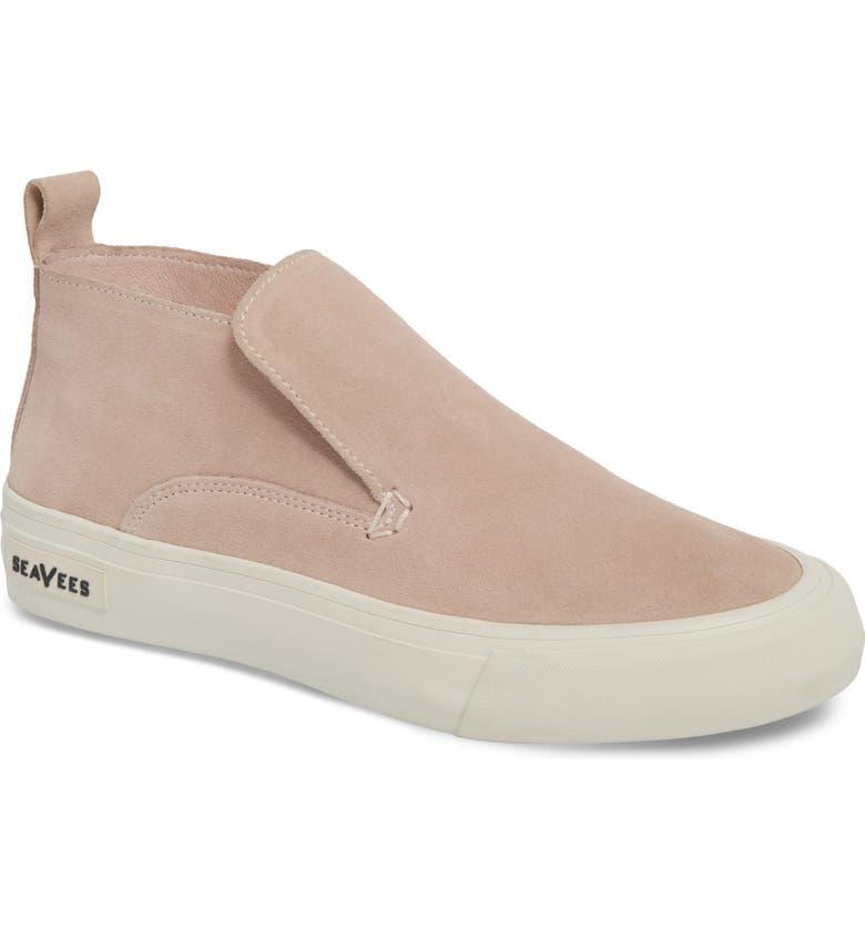 SEAVEES Huntington Middie Slip-On Sneaker, Main, color, ROSE QUARTZ