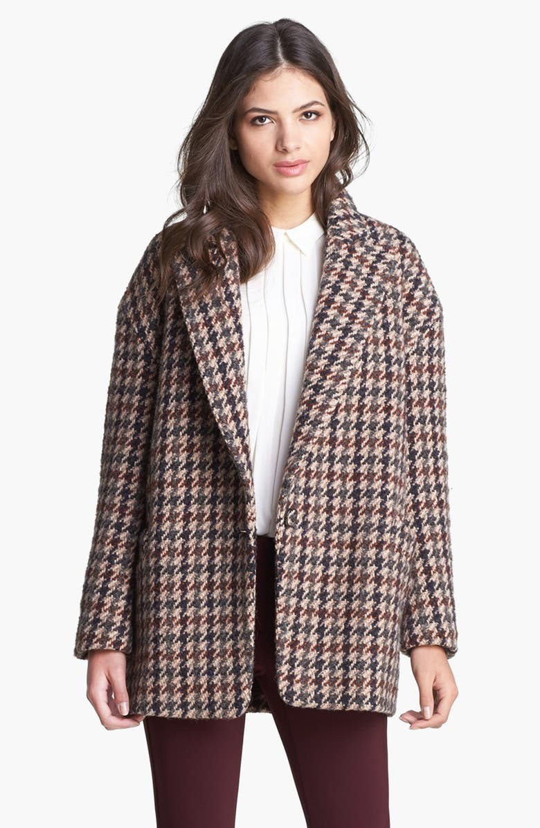 THEORY 'Danvey' Coat, Main, color, 256