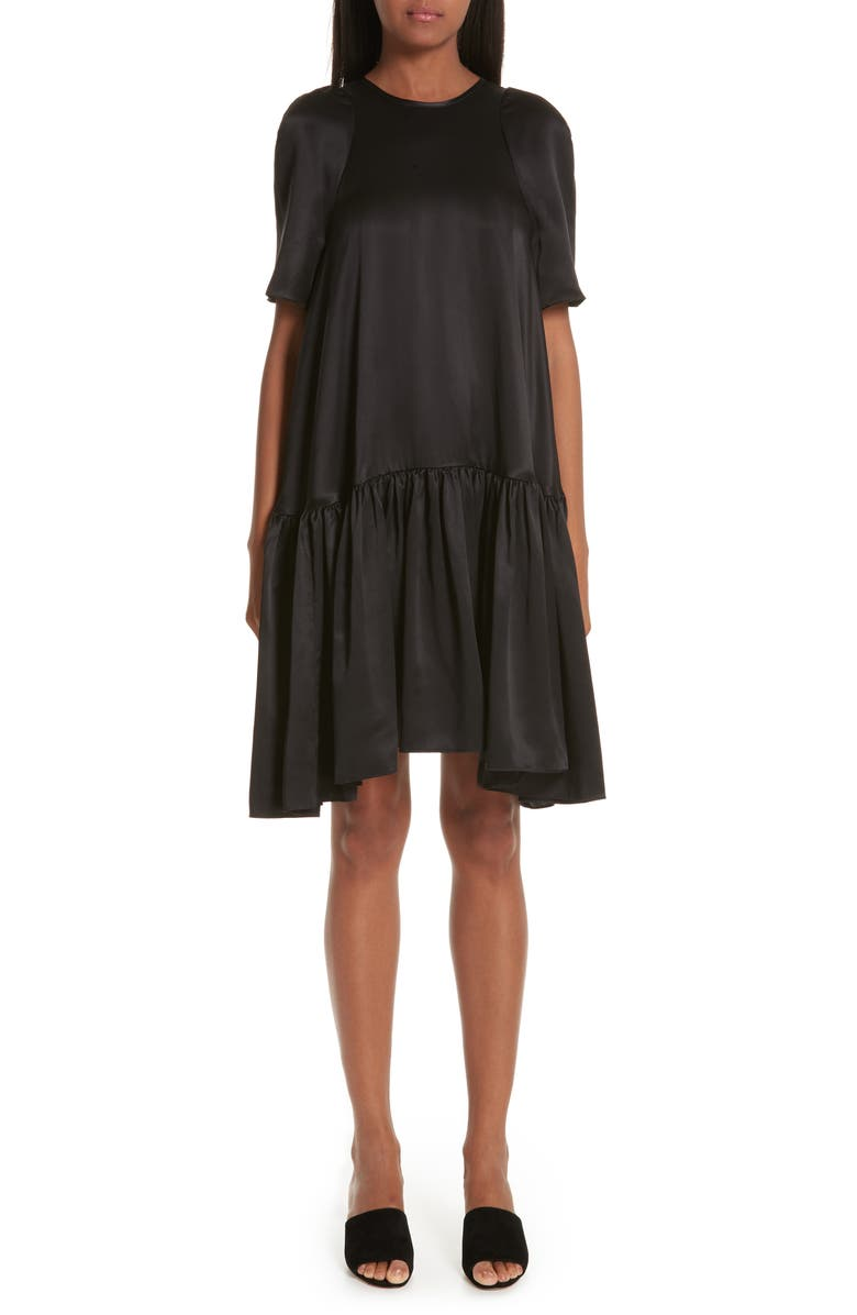 CECILIE BAHNSEN Annabella Dress, Main, color, 001