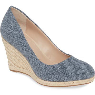 Charles By Charles David Simple Wedge, Blue