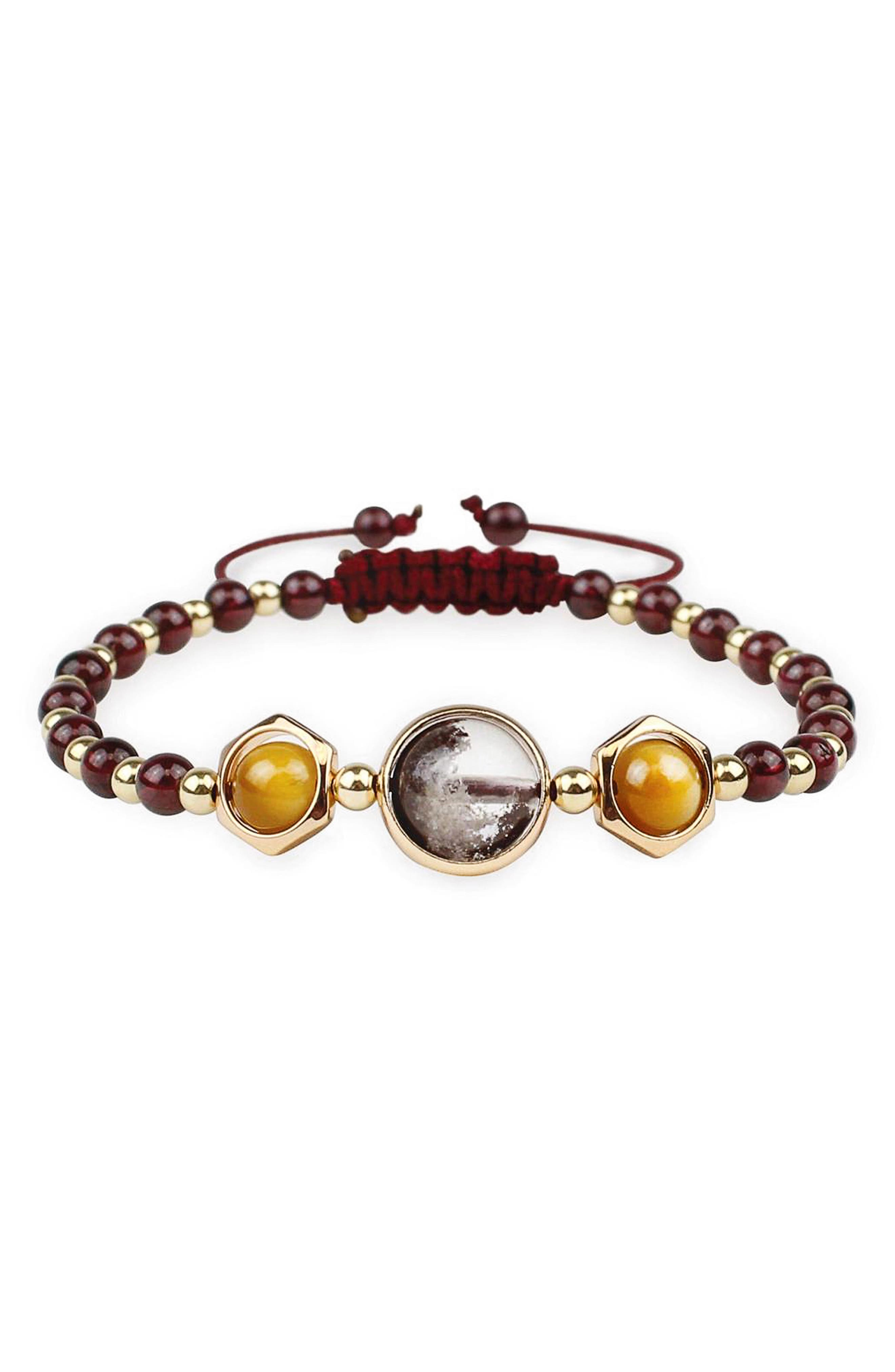 Phantom Beaded Bracelet