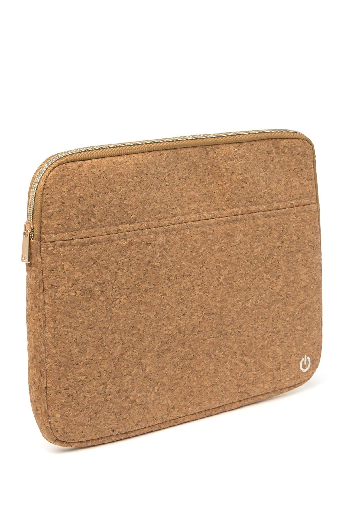 Image of MYTAGALONGS Oak Laptop Sleeve