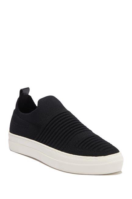 Image of Madden Girl Brytney Textured Platform Slip-On Sneaker