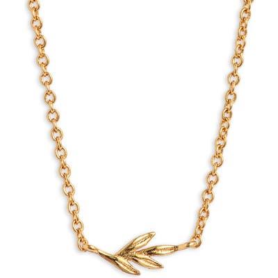 Gorjana Willow Pendant Necklace