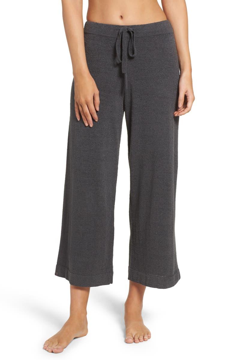 BAREFOOT DREAMS<SUP>®</SUP> Cozychic Ultra Lite<sup>®</sup> Culotte Lounge Pants, Main, color, CARBON