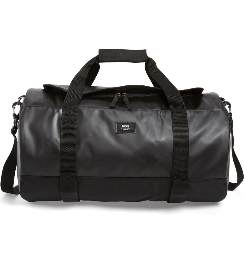 0051d5ab980 Grind Skate Water Resistant Duffel Bag, Main, color, MIDNIGHT BLACK