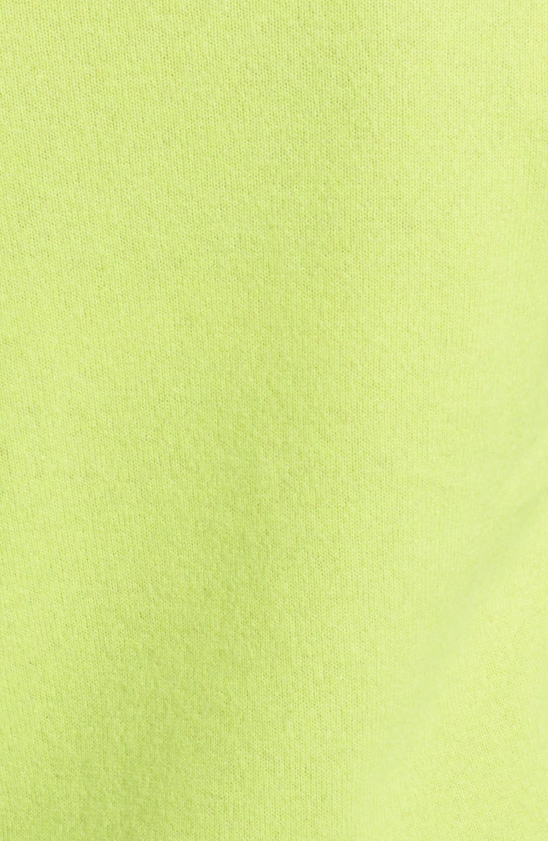 ,                             Cashmere V-Neck Sweater,                             Alternate thumbnail 27, color,                             310