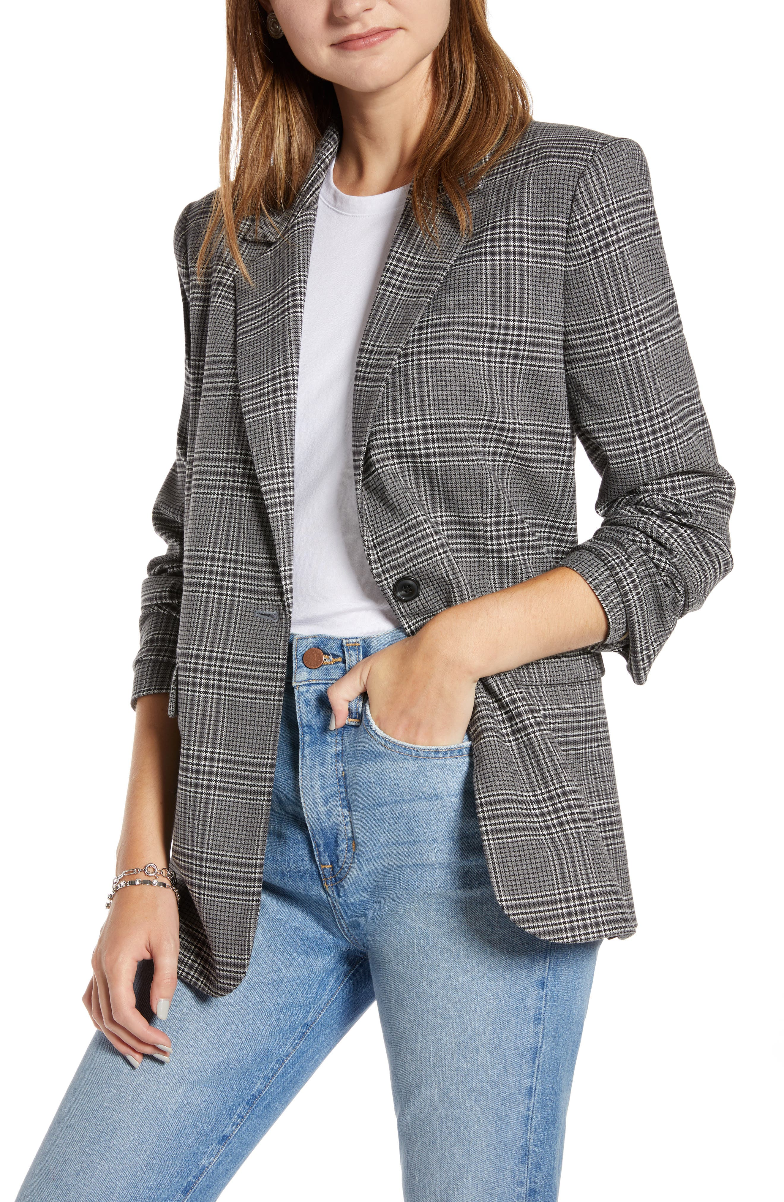 Something Navy Menswear Jacket (Nordstrom Exclusive)
