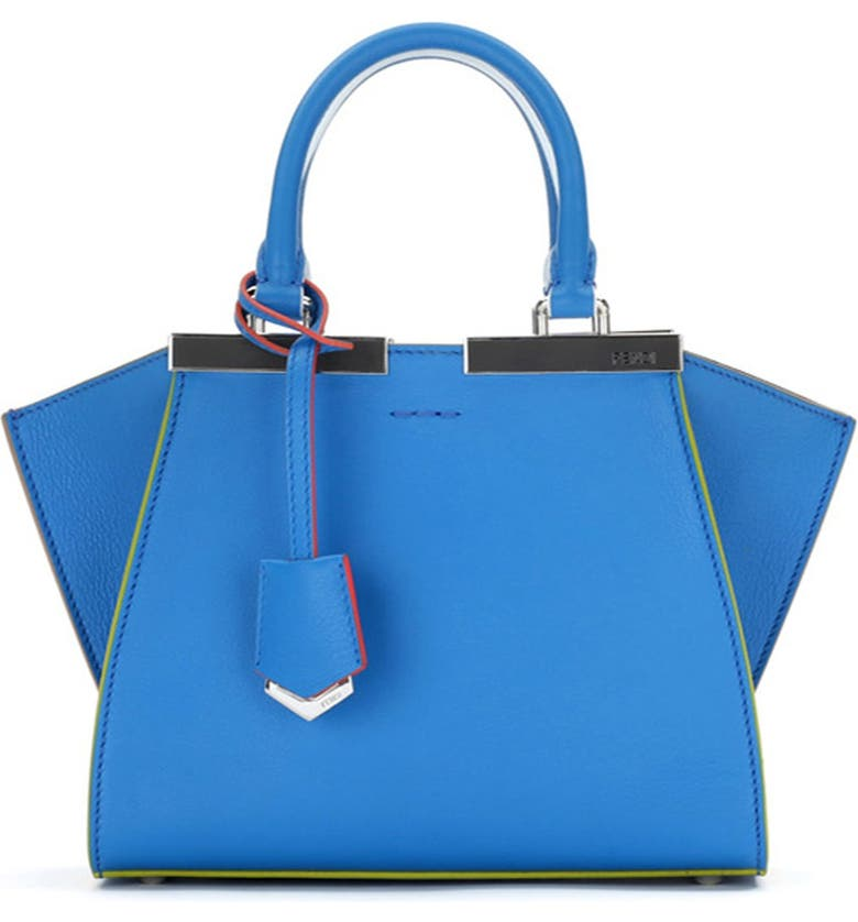 Fendi Mini 3jours Leather Shopper Nordstrom
