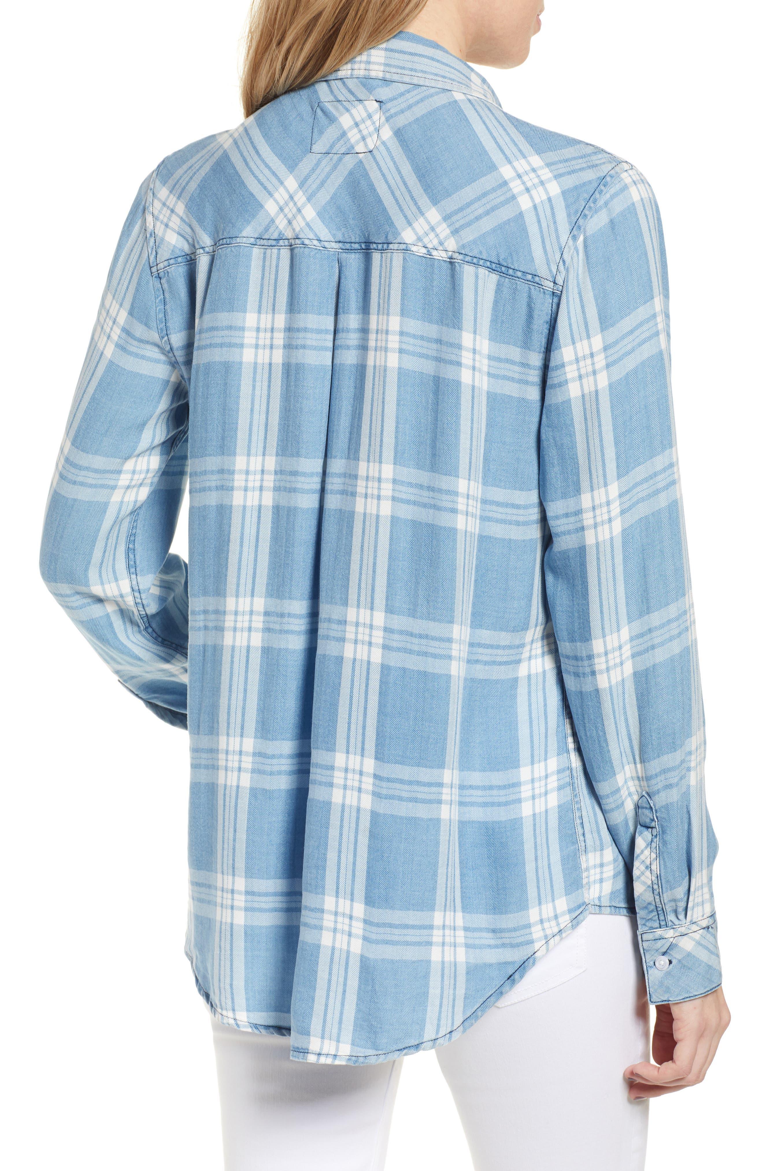 ,                             Hunter Plaid Shirt,                             Alternate thumbnail 140, color,                             473