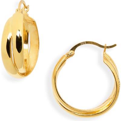 Sophie Buhai Double Circle Earrings