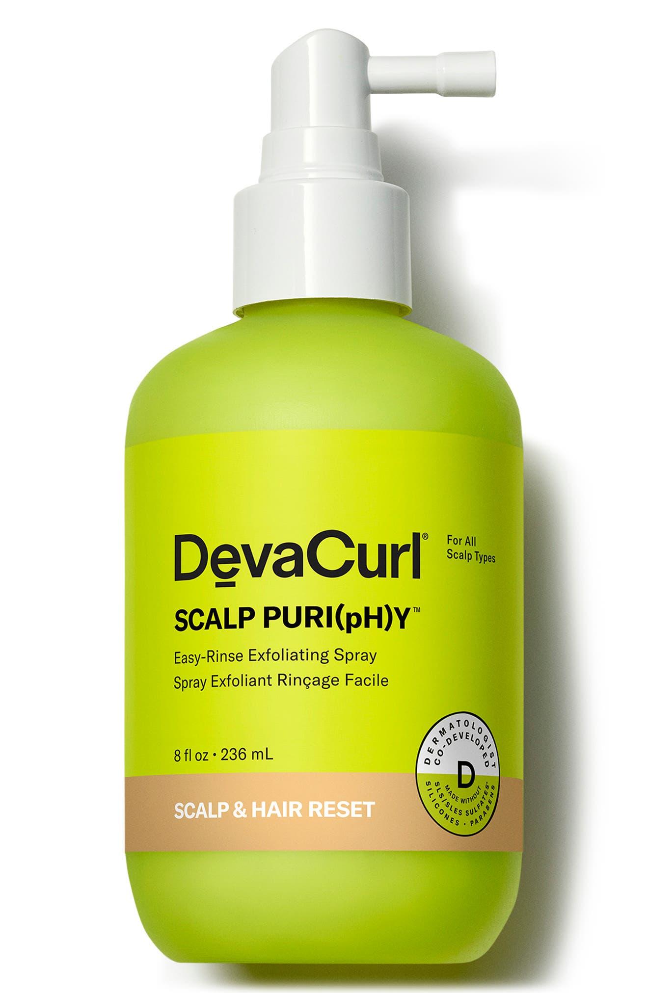 Scalp Puri(Ph)Y Easy-Rinse Exfoliating Spray