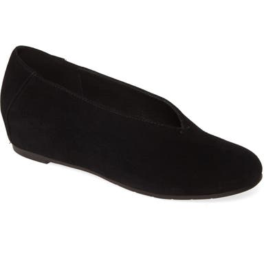 Eileen Fisher Patch Flat, Black
