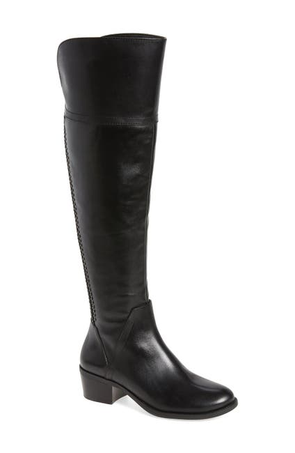 Image of Vince Camuto Bendra Over-the-Knee Split Shaft Boot
