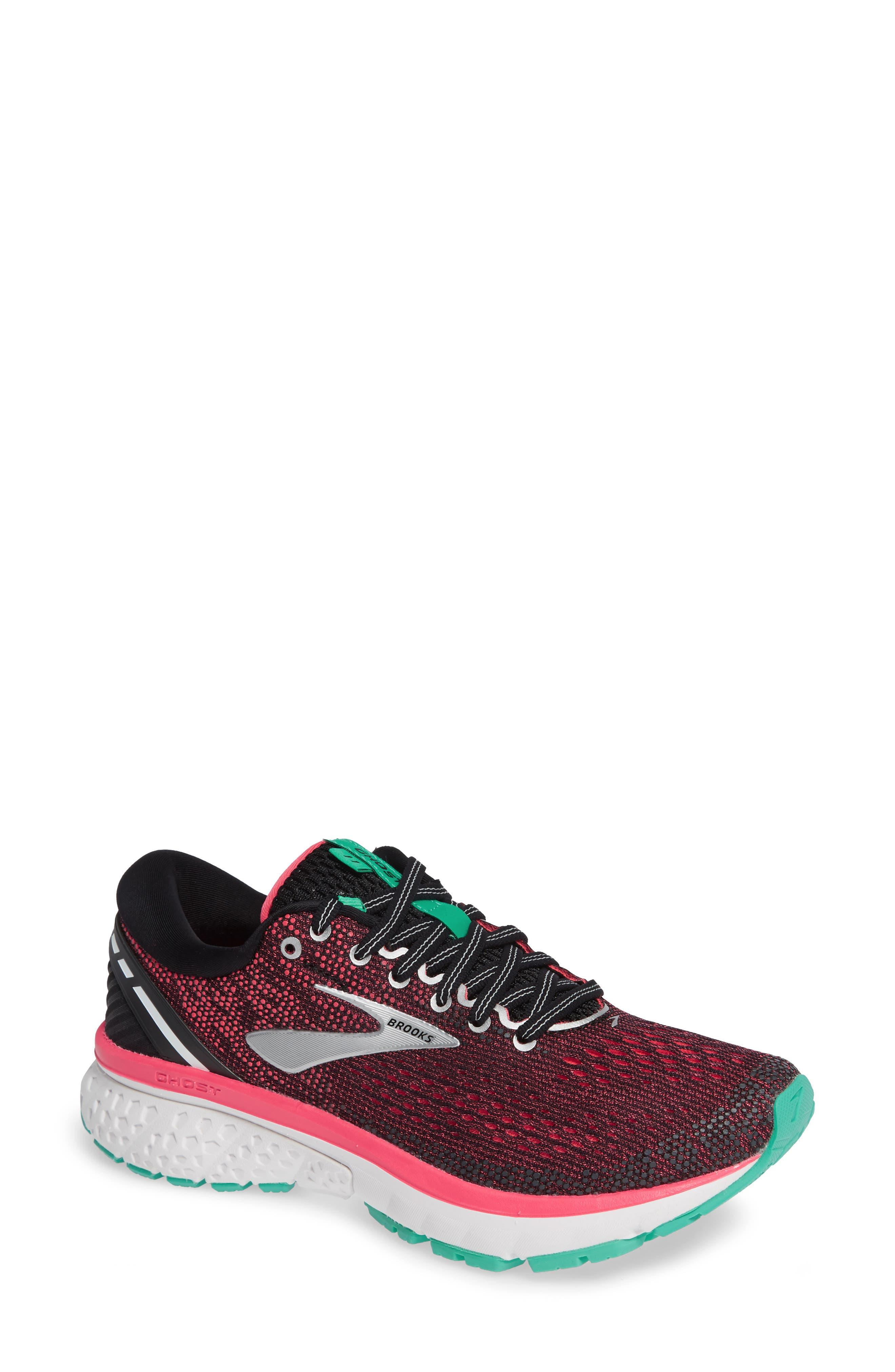 Brooks Ghost 11 Running Shoe B - Pink