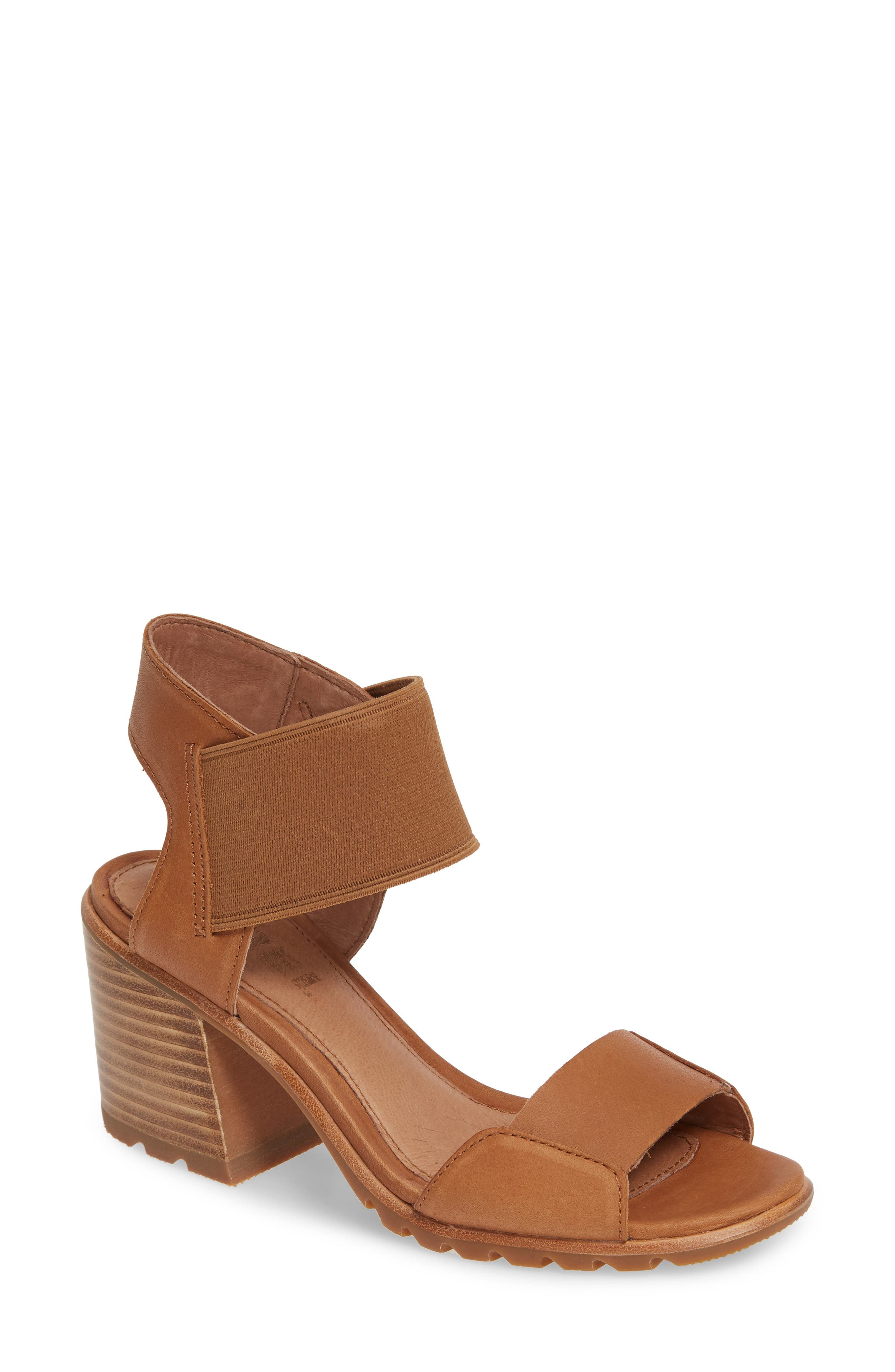 Sorel Nadia Sandal- Brown
