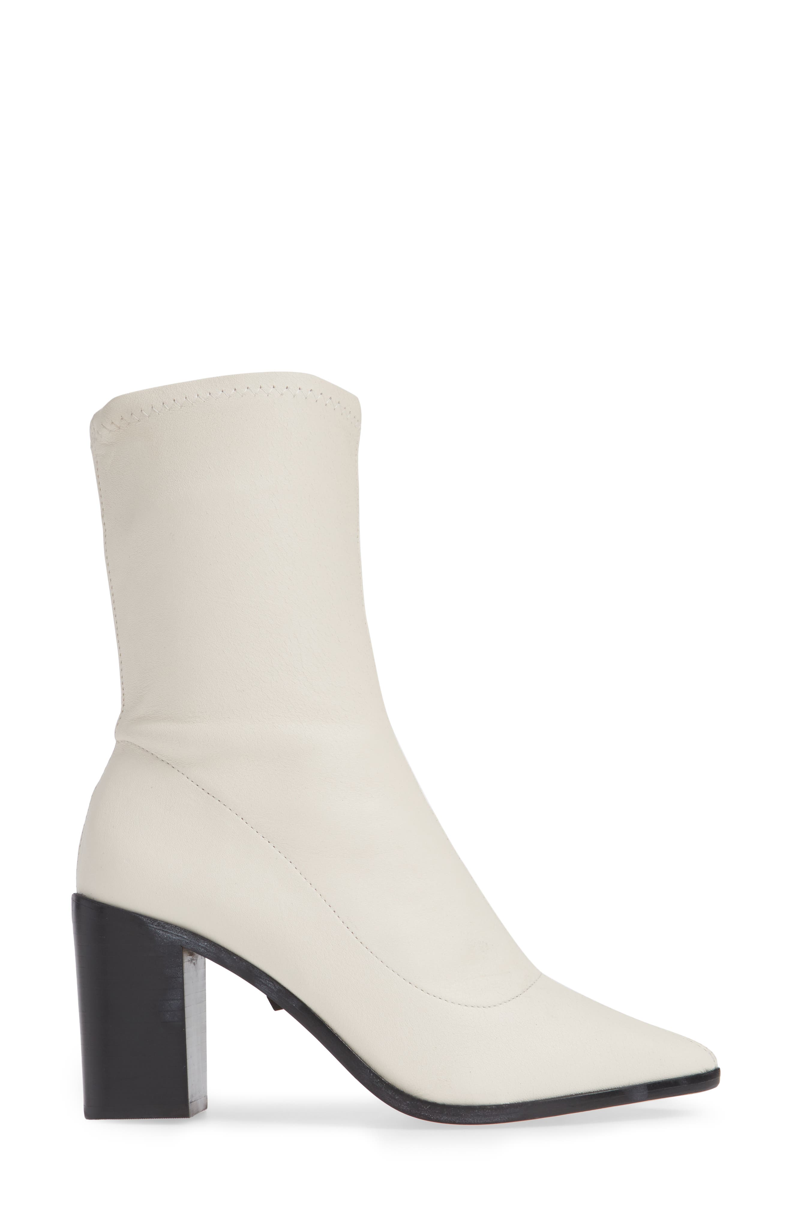 ,                             Amellie Pointy Toe Bootie,                             Alternate thumbnail 9, color,                             100