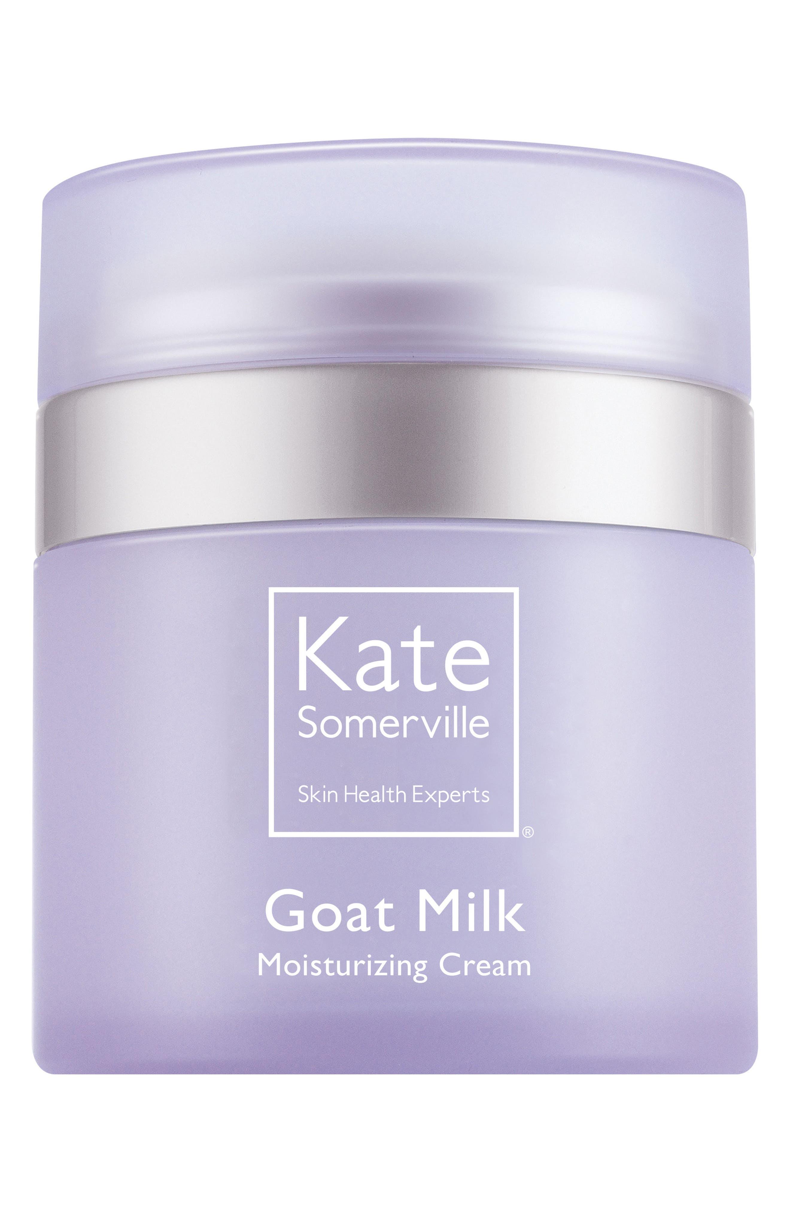 Goat Milk Moisturizing Cream, Main, color, NO COLOR