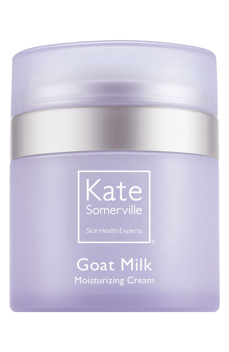 KATE SOMERVILLE<SUP>®</SUP> Goat Milk Moisturizing Cream, Main, color, NO COLOR
