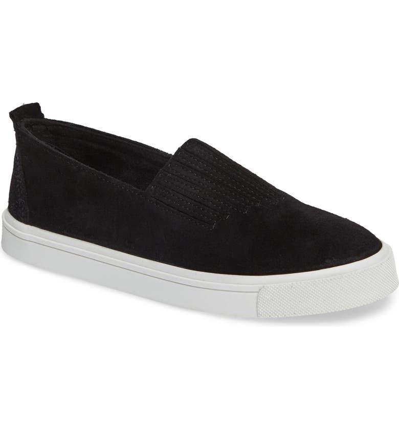 MINNETONKA Gabi Slip-On Sneaker, Main, color, 001