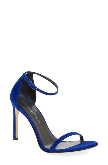Image of Stuart Weitzman Nudistsong Ankle Strap Sandal - Multiple Widths Available