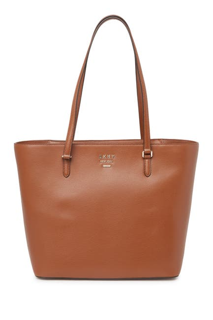 Image of DKNY Whitney Large Pebbled Tote Bag