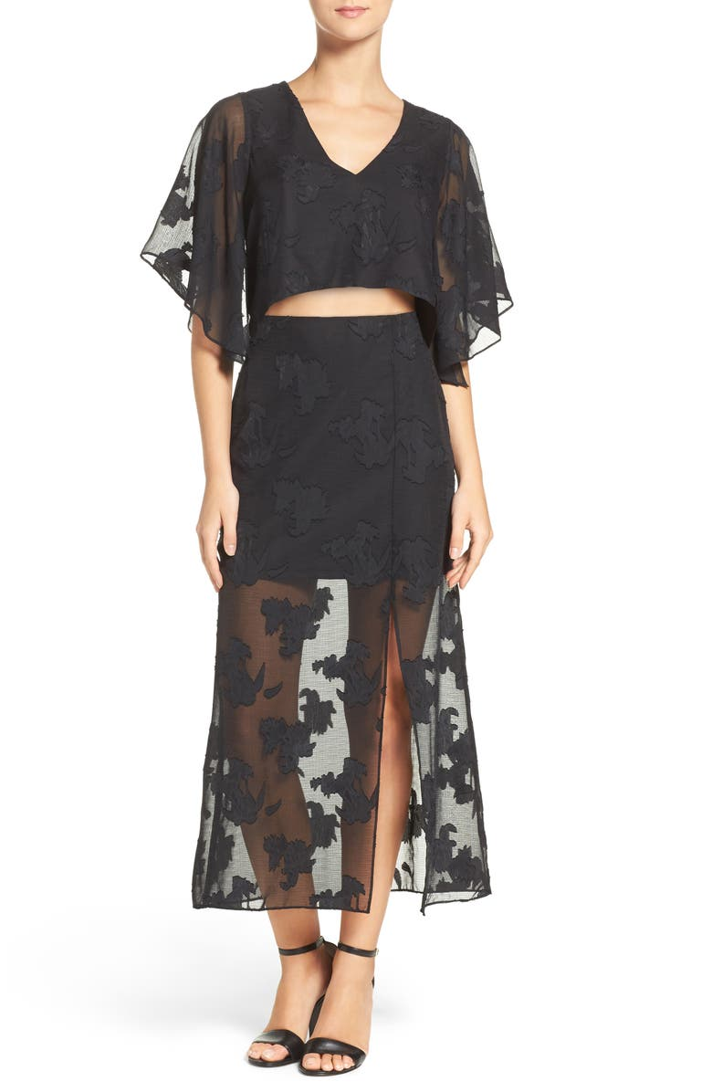 ALI & JAY Two-Piece Dress, Main, color, 001
