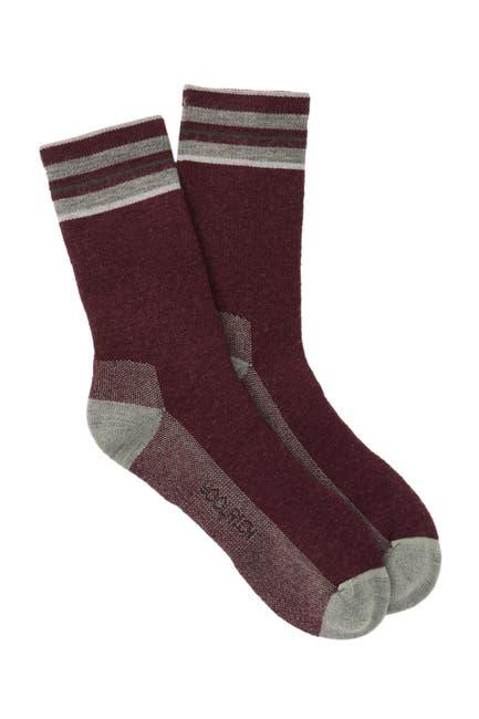 Image of Woolrich John Rich & Bros Tipped Stripe Crew Socks