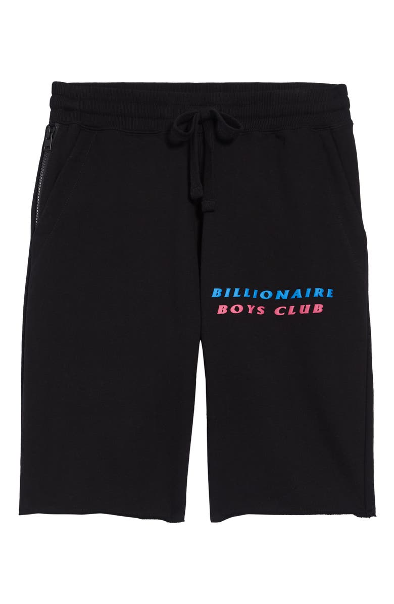 BILLIONAIRE BOYS CLUB Tropics Shorts, Main, color, BLACK