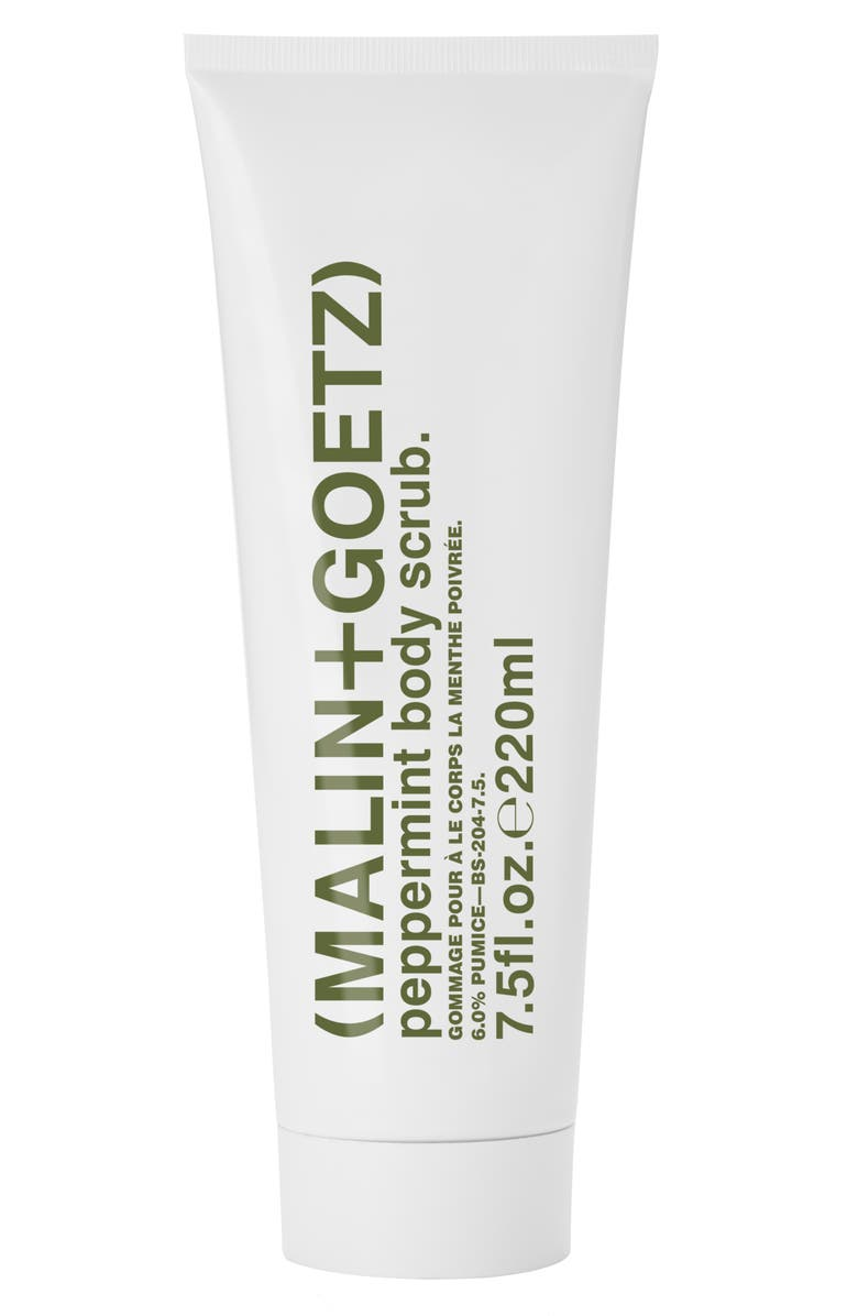 MALIN+GOETZ Peppermint Body Scrub, Main, color, NO COLOR