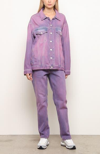Oversize Denim Jacket, video thumbnail