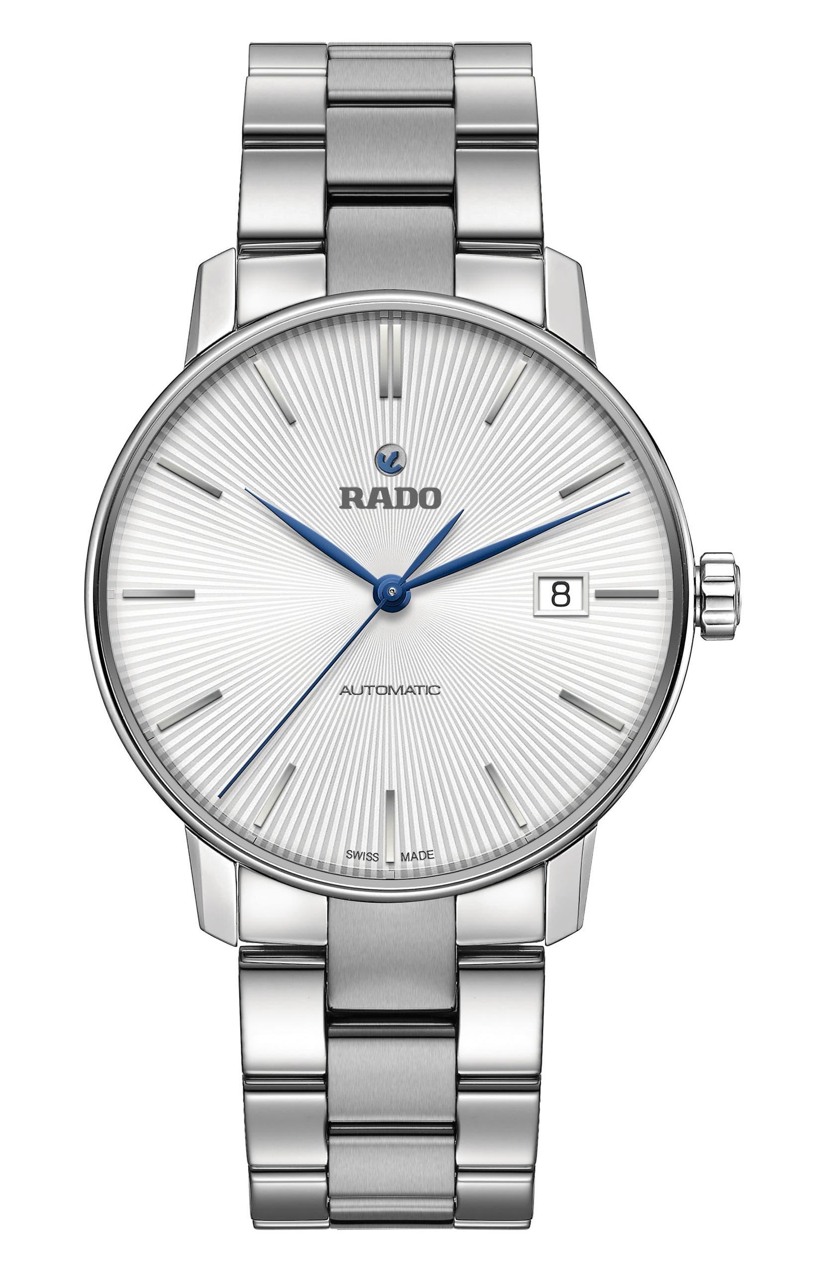 42d1de1cce4 RADO Coupole Classic Automatic Bracelet Watch