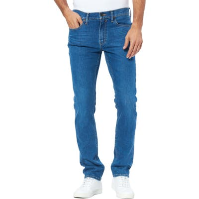 Paige Federal Slim Straight Leg Jeans, Blue