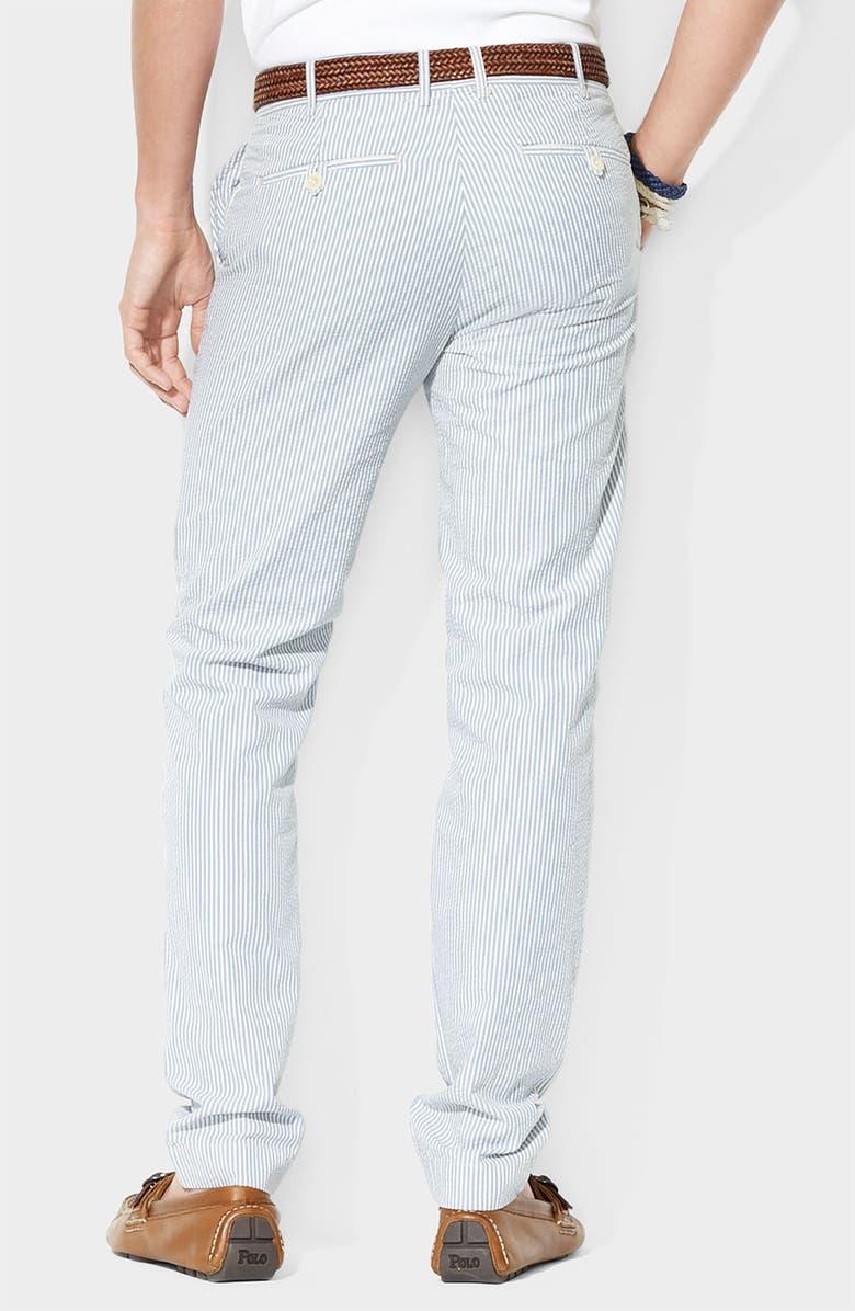 Polo Ralph Lauren Seersucker Pants Nordstrom