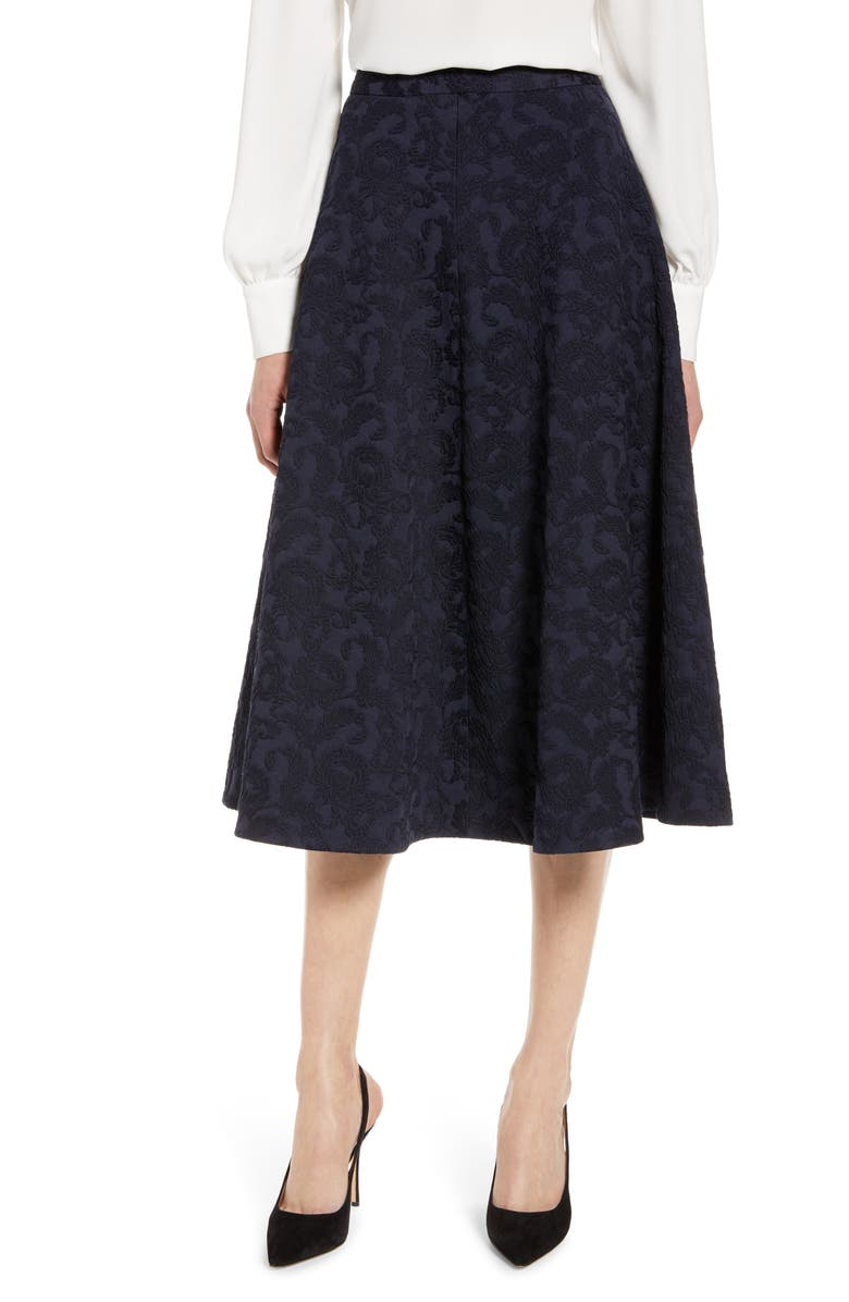 Jacquard Circle Skirt by Halogen®