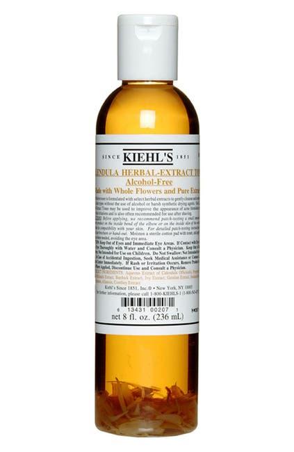 Image of Kiehl's Since 1851 Calendula Herbal Extract Alcohol-Free Toner - 4.2 fl. oz. - Mini Size