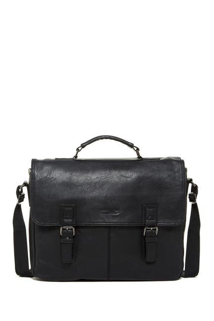 """Image of Kenneth Cole Reaction Here's The Dilemma 15"""" Portfolio Bag"""