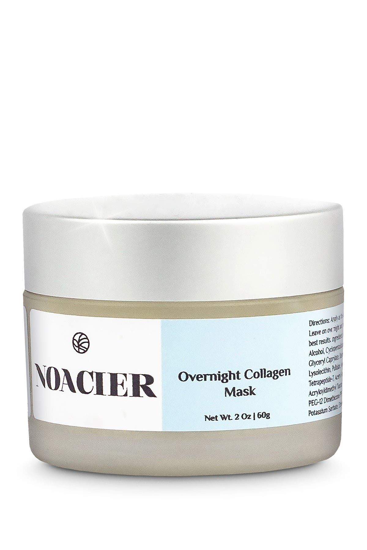 Image of Noacier Overnight Collagen Face Mask, Anti Aging, Wrinkle Free Moisturizer for Tightening and Firming Skin