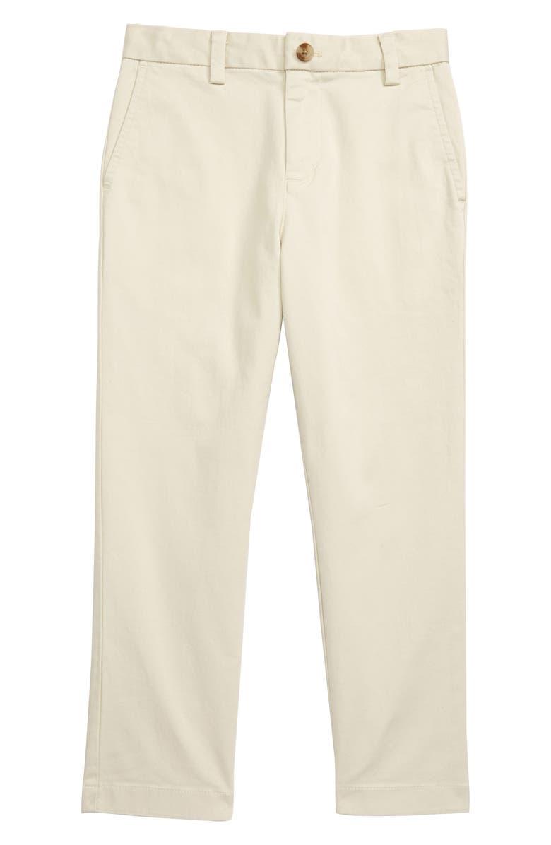 VINEYARD VINES Breaker Pants, Main, color, STONE