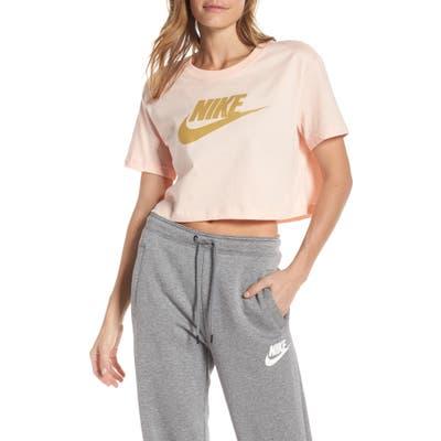 Nike Sportswear Essential Crop Tee (Regular Retail Price: $30)