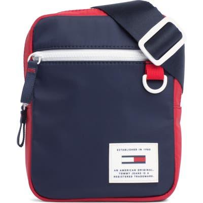 Tommy Jeans Urban Tech Reporter Crossbody Bag - Blue