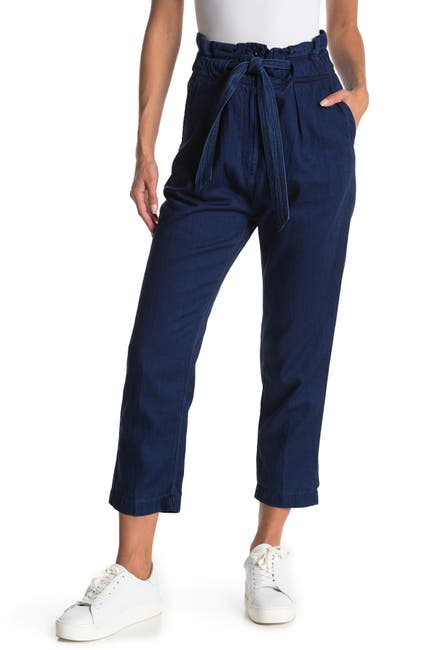 Image of G-STAR RAW Bronson Army Paperbag Waist Pants